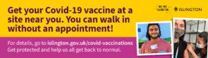 Covid Vaccine Walk-In